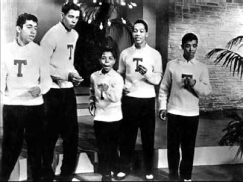 Frankie Lymon & The Teenagers Live 1956 - Why Do Fools Fall In Love/I Promise To Remember
