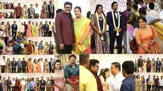 KS Ravikumar's Daughter's Wedding Reception: Kamal Haasan, Shankar, others Attend Event.. Kollywood News 02-05-2016 online KS Ravikumar's Daughter's Wedding Reception: Kamal Haasan, Shankar, others Attend Event.. Red Pix TV Kollywood News