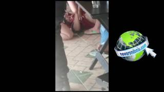 JOVEM � BALEADO DURANTE TENTATIVA DE HOMIC�DIO EM BAR NO BAIRRO NOVA PORTO VELHO