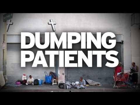Hospital Dumps Patients In Other Cities