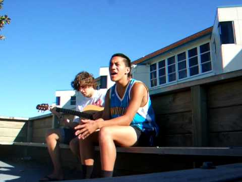 Genuine Love - Kolohe Kai Cover By Casey And Bradley