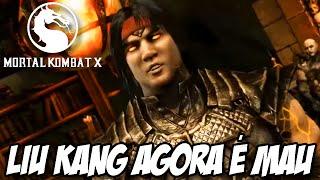 Mortal Kombat X - LIU KANG CONFIRMADO OFICIAL, NOVO TRAILER E FATALITY BRUTAL