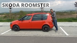 Skoda Roomster Noire 1.2 TSI 105 KM, 2014 - test AutoCentrum.pl