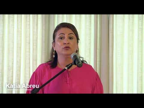 Café & Política FIETO - dia 6 - Kátia Abreu