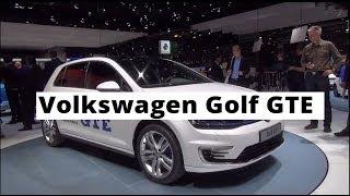 Genewa 2014 - Volkswagen Golf GTE - krótka prezentacja