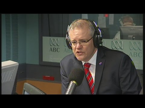 Terror raids support government response: Morrison