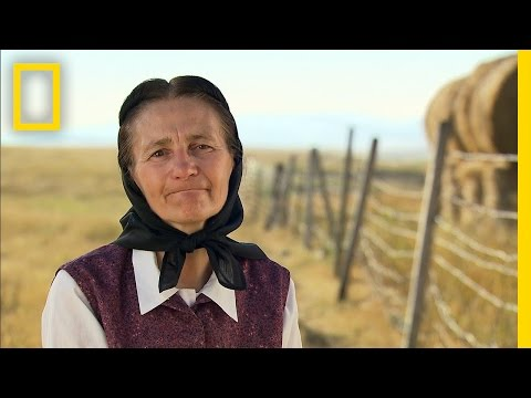 American Colony: Meet the Hutterites - Hutterite Clothing