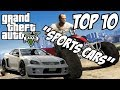 GTA 5 - Top 10 Sports Cars!! (GTA V Sports Cars)