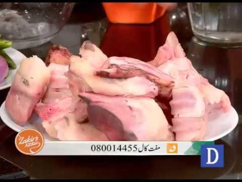 Chef Zakir's Kitchen Recipes - February 22, 2016 Dawn News TV