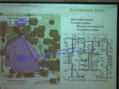 Leadership Studies - Sustainable Buildings