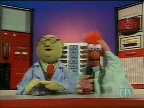 Muppet Show - Nuclear Powered Shaver