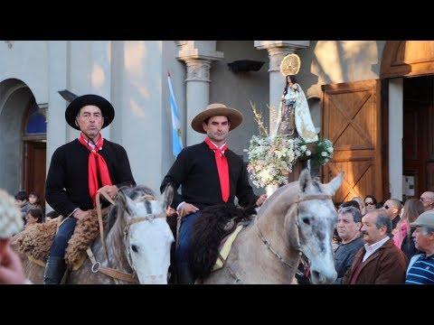 Nogoyá festejó su 237º aniversario: El desfile de las agrupaciones tradicionalistas