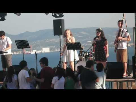 It's A Man's Man's Man's World - Brouhaha Cover at Inanc Music Festival 2012