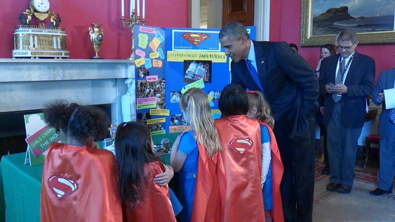 White House Science Fair Highlights