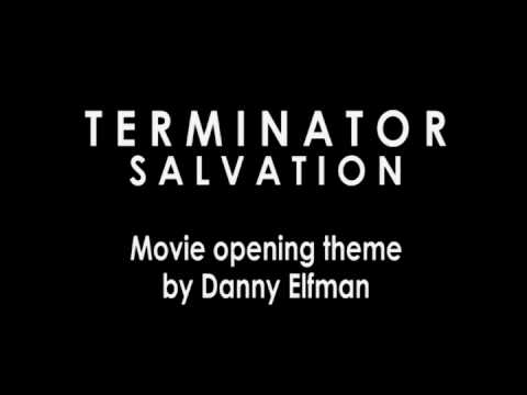Terminator Salvation theme by Danny elfman poster