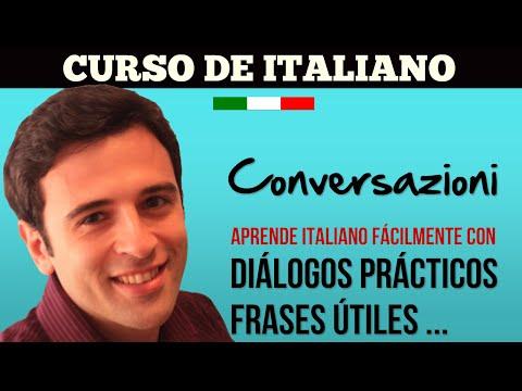 Lección de Italiano en Vivo - Aprender Gratis el Idioma Italiano