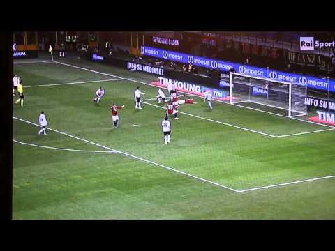 Milan-Juventus 1-2 HD Highlights - Semifinale Andata Coppa Italia 2011-2012