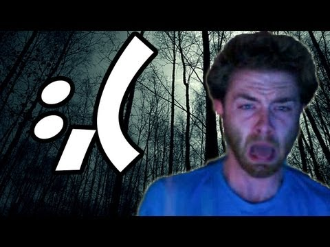 GROWN MAN CRIES! SCARIEST VIDEO GAME EVER! Slender