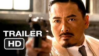 Let The Bullets Fly Official Trailer - Chow Yun-Fat Movie (2012) HD