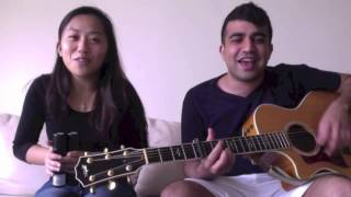 """Lucky""   Jason Mraz and Colbie Caillat (Cover)"