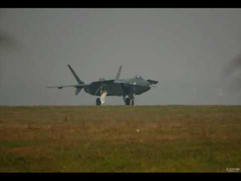 China PLAAF J-20 Stealth  fighter