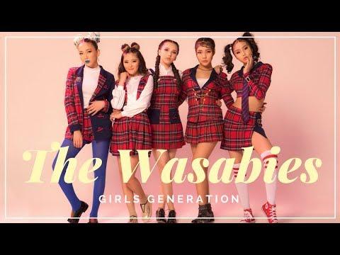 """Оддын академиас төрсөн """"The Wasabies"""" хамтлагийн анхны дуу цацагдлаа"""