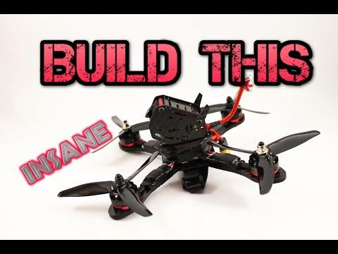 DIY. How to build a Racing drone/quadcopter. Full Kit guide GB 190 - UC3ioIOr3tH6Yz8qzr418R-g