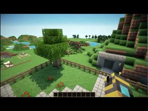 Glsl shaders мод minecraft 1.3.2
