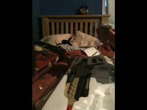 Jai lisheng SM8 or XM8 airsoft rifle