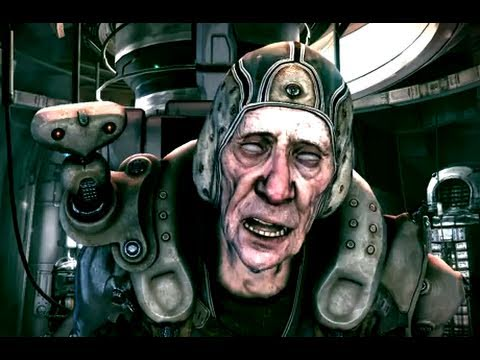 RAGE Dead City | gameplay trailer (2011) Bethesda Softworks