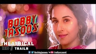 Bobby Jasoos Thearical Trailer