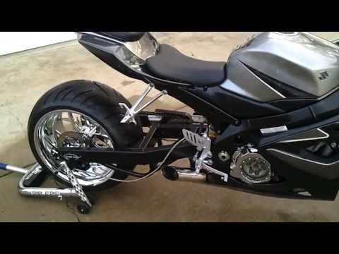 06 Custom GSXR 1000 with 300 Kit