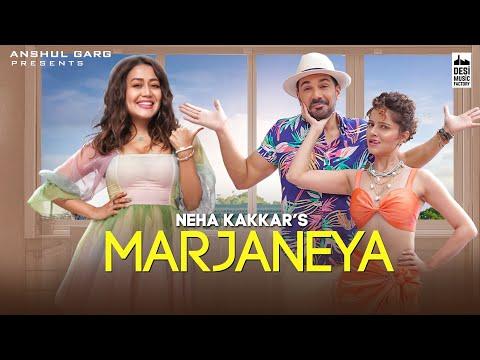 MARJANEYA - Neha Kakkar | Rubina Dilaik & Abhinav Shukla | Anshul Garg | Babbu | Rajat Nagpal