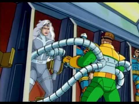 Spider-Man TAS - S5x03 - Six Forgotten Warriors, Chapter II: Unclaimed Legacy [720p HD]