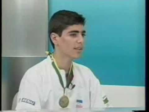 Jakson Carvalho Entrevista ao Programa Nove Minutos TV tribuna SBT