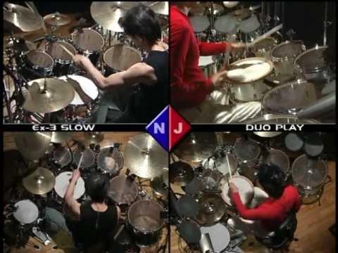 Akira Jimbo & Hiroyuki Noritake - Synchronized DNA | Unison Section
