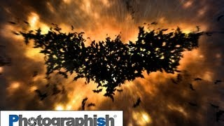 DARK KNIGHT RISES WALLPAPER -Photoshop Tutorial by PHotographish-