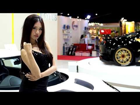 Bangkok Motor Show 2011 - Lotus model