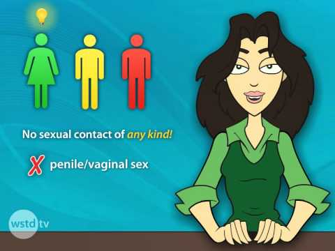 How can I reduce my risk of getting a sexually transmitted disease?