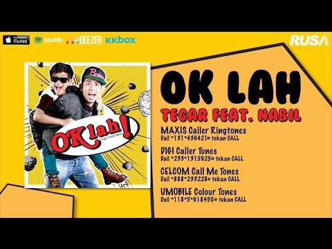 OK Lah (Video Lirik) [Feat. Nabil]