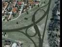Фрагмент с начала видео Проект дороги Краснодар-Абинск-Кабардинка