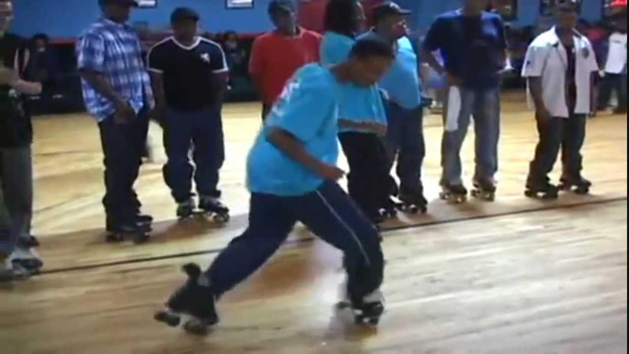 ROLLER DISCO DANCE ATLANTA / Par XERASTIK