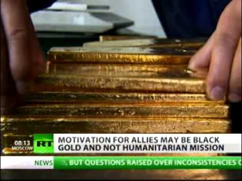 Saving the world economy from Gaddafi - Gold Dinar