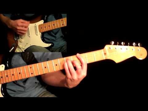 Green Day - Wake Me Up When September Ends Guitar Performance By Carl Brown
