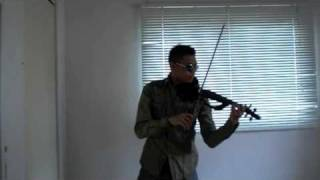 Lady Gaga Feat. Beyonce - Telephone (violin cover)