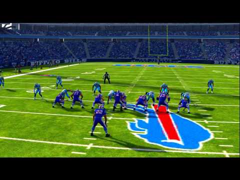 Buffalo Bills vs Tennessee Titans ft.Stevie Johnson & Chase McCoy