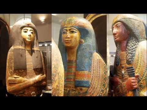 L'antico Egitto nel Louvre di Parigi.