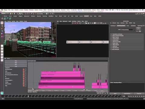MasterClass: Profiling and debugging problems with your Maya files, part 4