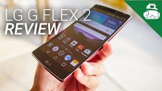 Vidéo : LG G Flex 2