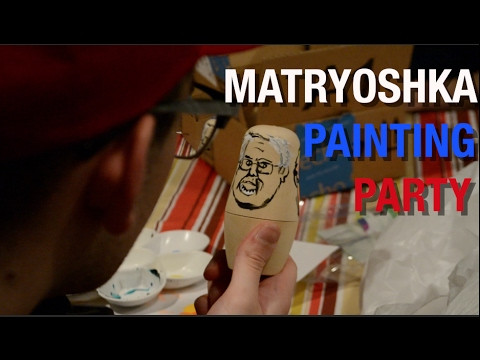 "The Russian Jewish Club hosted a Matryoshka Painting Party as their first event of the semester. Everyone came out and put their creative spins on painting their own Russian Nesting Dolls.  Like, comment, and most importantly subscribe to our channel!  All you need is your Rutgers Gmail account or your own YouTube channel.  While you are subscribing to our YouTube channel, check out our other social media pages!  Facebook: The Daily Targum Twitter: @daily_targum Sports Twitter: @targumsports Instagram: @dailytargum  Videography - Georgette Stillman  Music provided - ""Beat Your Competition"" by Vibe Tracks Editing - Georgette Stillman and Nicole Lagos   Copyright © 2017, The Daily Targum, New Brunswick, NJ  Please email video@dailytargum.com for any type of use or reproduction of the footage and audio in this video.  All right go to their respective owners and no copyright infringement is intended."